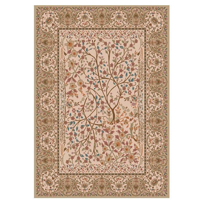 Pastiche Kashmiran Balsa Wheat Area Rug Rug Size: Rectangle 10'9