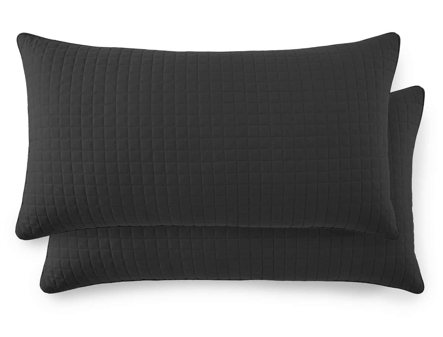 Eldon Quilted Lumbar Pillow Covers Size: 20