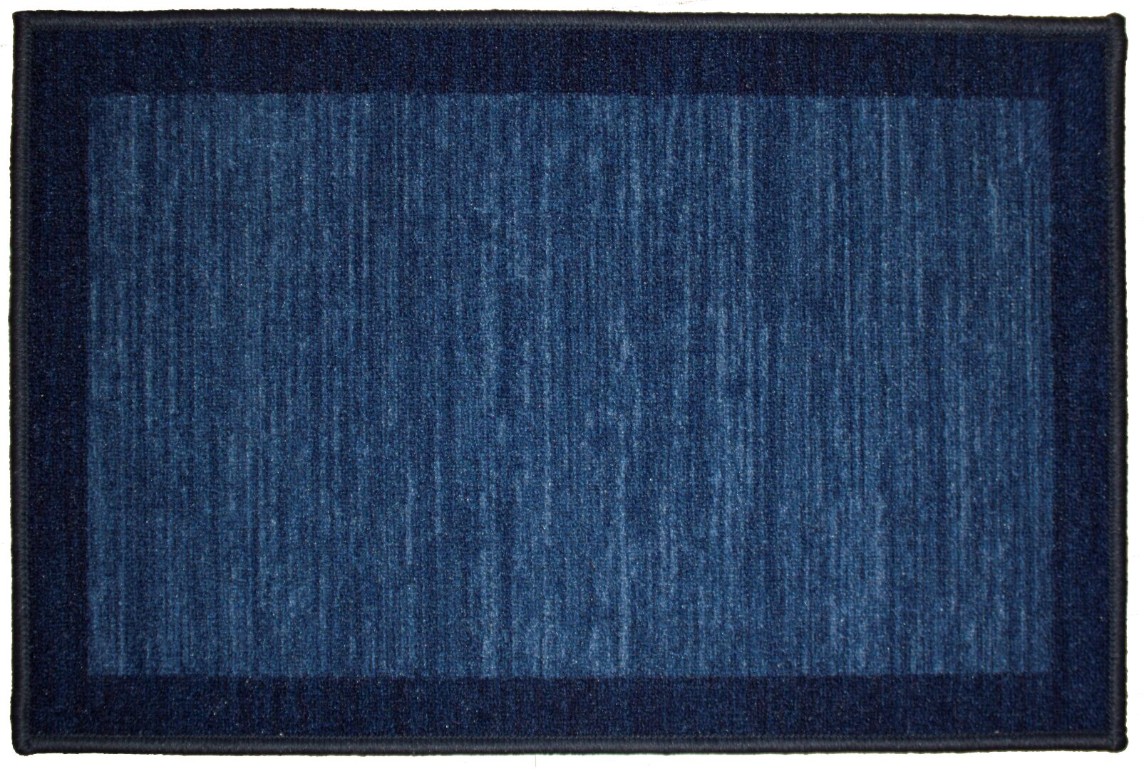 Sonoma Navy Area Rug Rug Size: 1'8