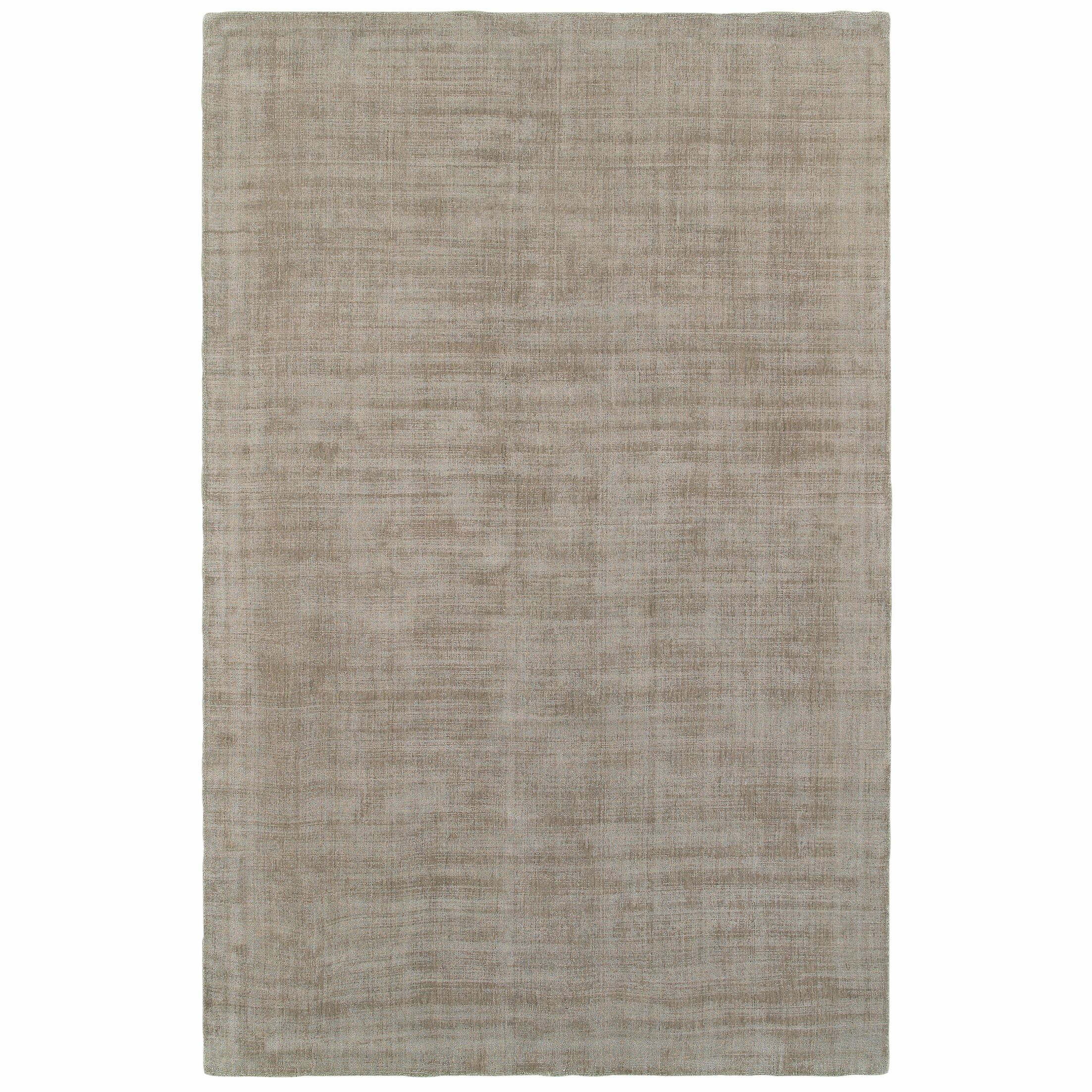Grimes Plush Hand-Tufted Beige Area Rug Rug Size: Rectangle 5' x 8'