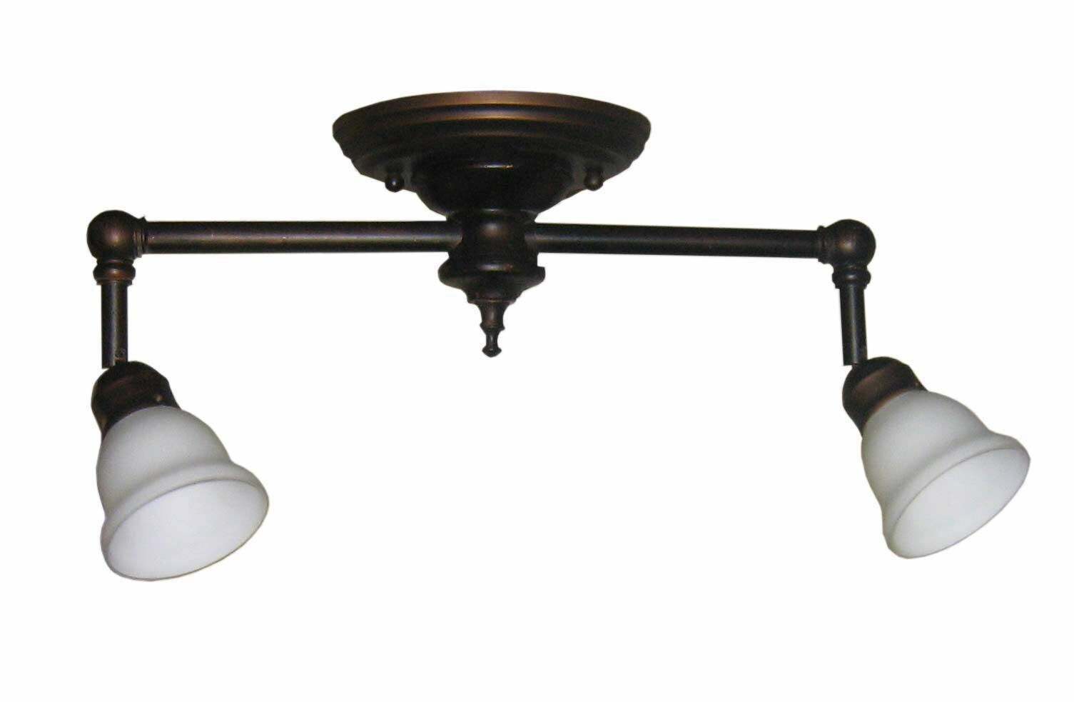 Mickayla 5-Light Shaded Chandelier Finish: Coffee, Bulb Type: 60W (not included), Energy Star: No