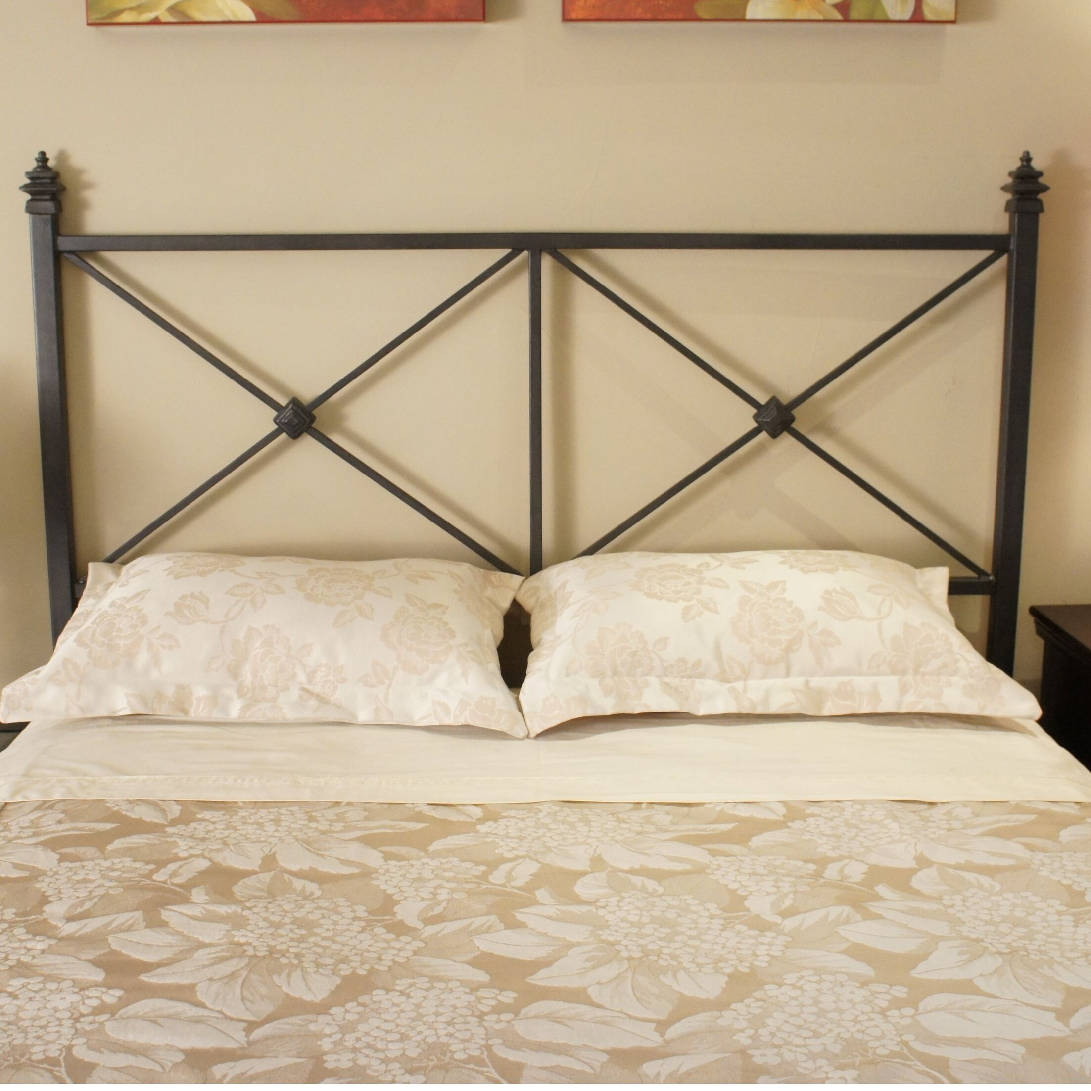 Chatham Open-Frame Headboard Size: Double
