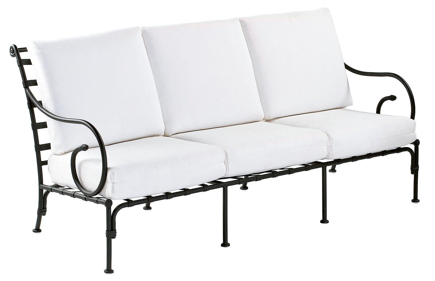 Aikens Patio Sofa with Cushions