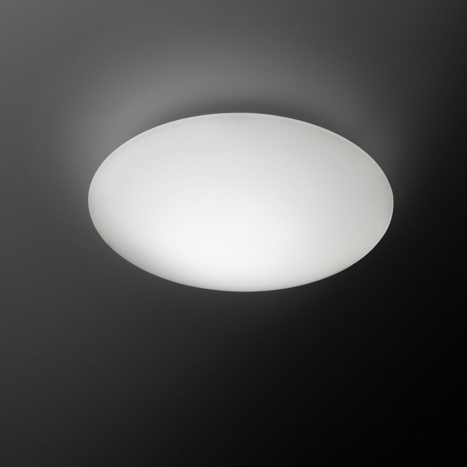 Puck 1-Light Flush Mount Size: 6.75