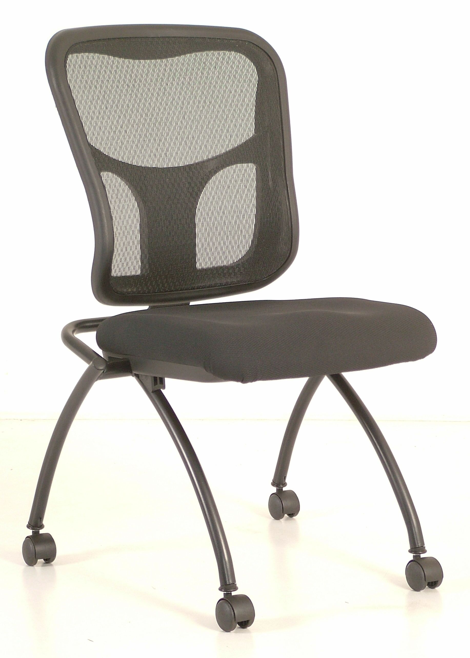 Flip Guest Chair (Set of 2) Arm Options: Armless