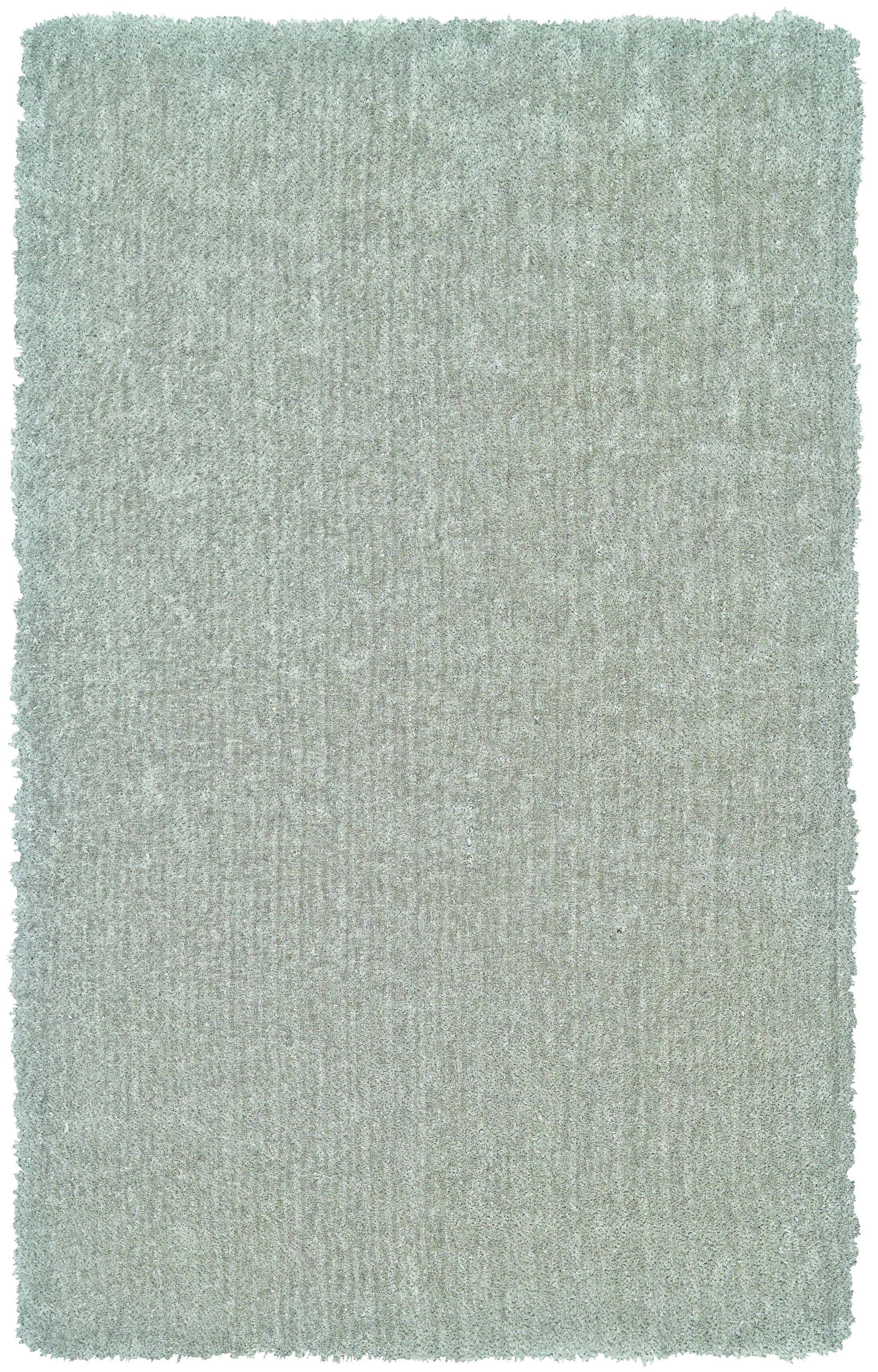 Carter Silver Area Rug Rug Size: Rectangle 8' x 11'
