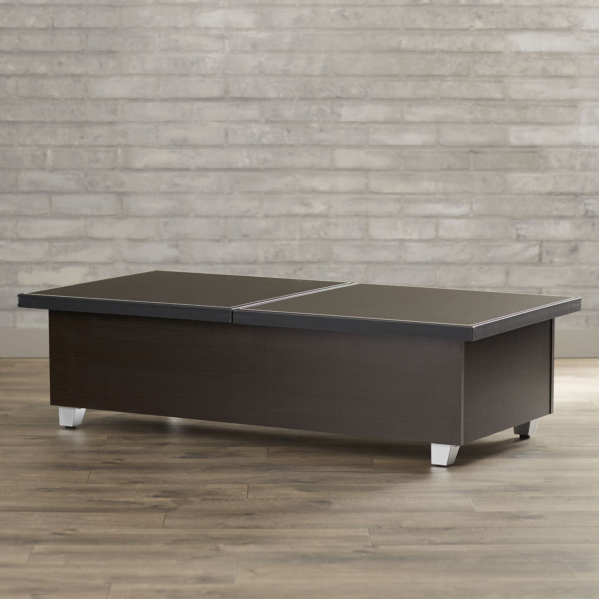 Elser Coffee Table with Storage