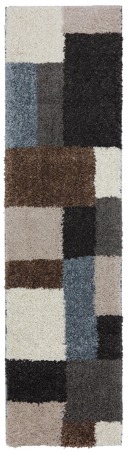 Francisca Tan Franklin Woven Area Rug Rug Size: 6'6