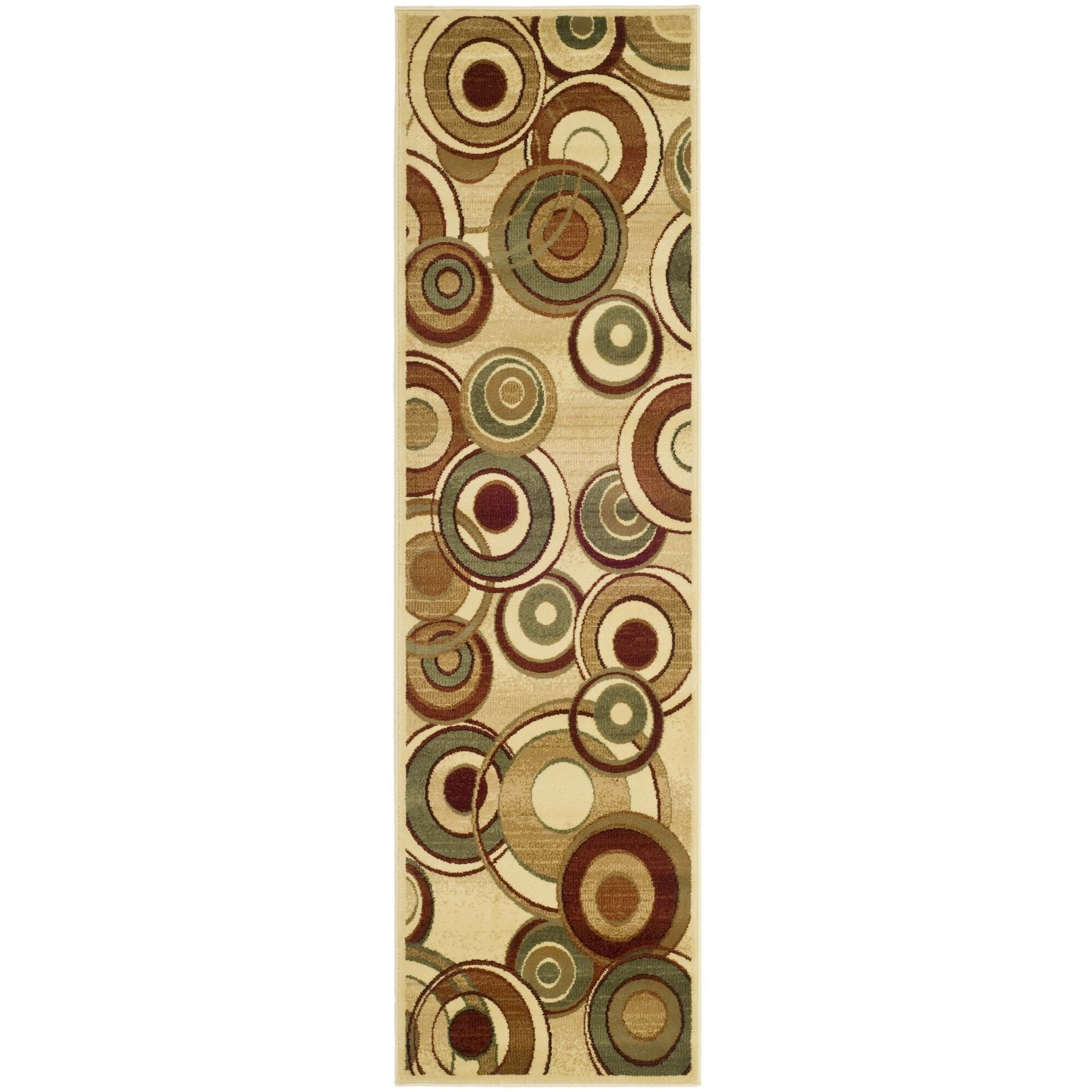 Chani Ivory Area Rug Rug Size: Runner 2'3
