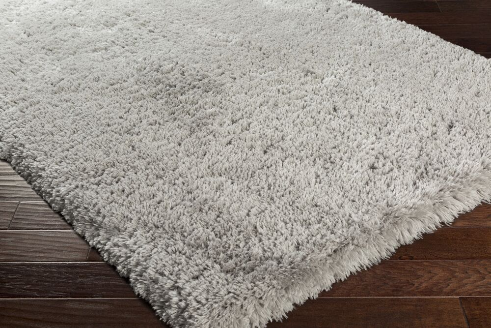 Francisco Silver Gray Area Rug Rug Size: Runner 2'6