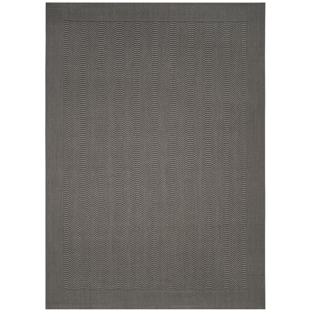 Estela Ash Area Rug Rug Size: Rectangle 8' x 11'