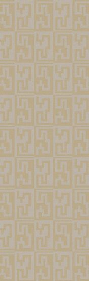 Diego Silver Cloud & Parsnip Area Rug Rug Size: Rectangle 8' x 11'