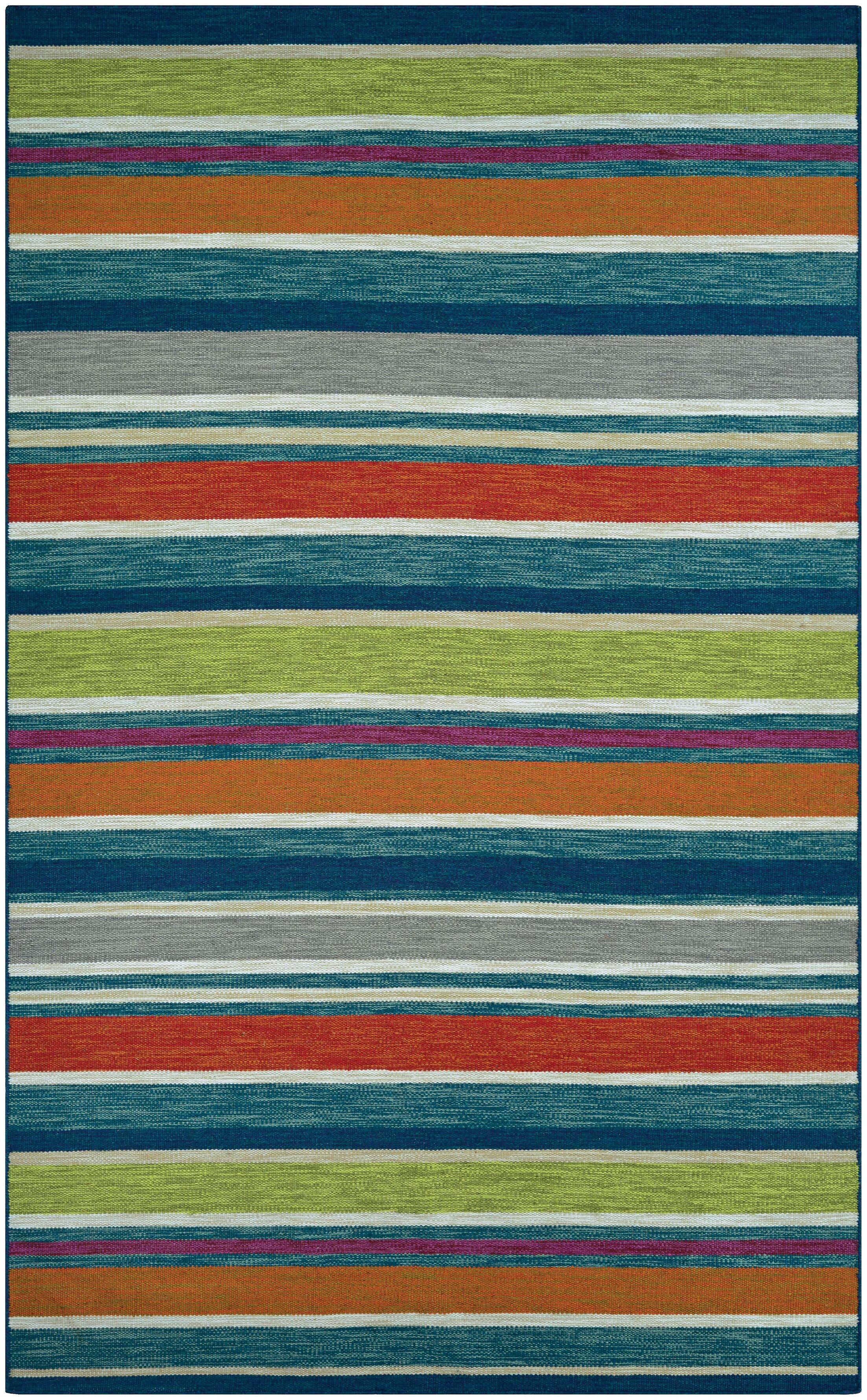 Cordero Hand-Woven Indoor/Outdoor Area Rug Rug Size: Rectangle 8' x 10'
