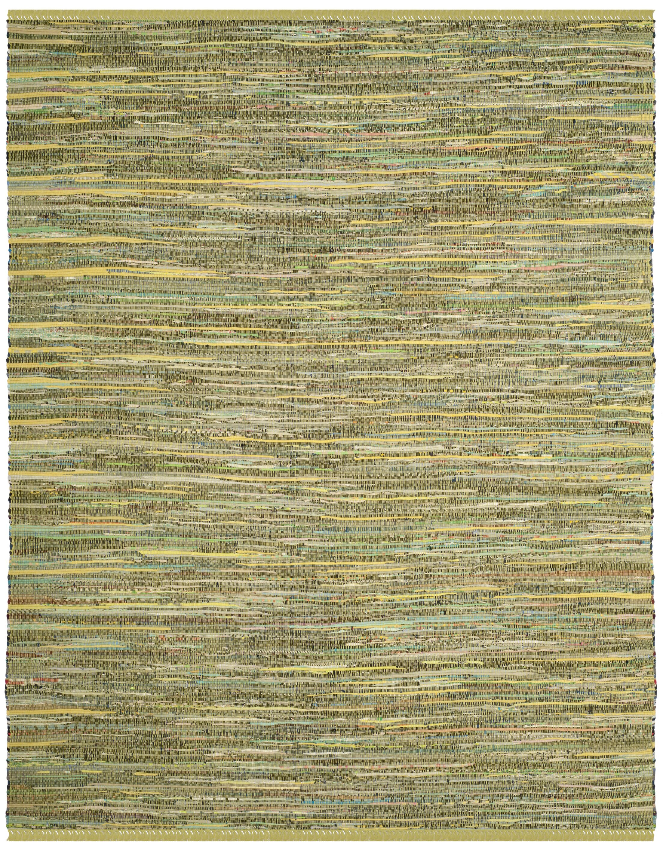Declan Hand-Woven Light Green Area Rug Rug Size: Rectangle 3' x 5'