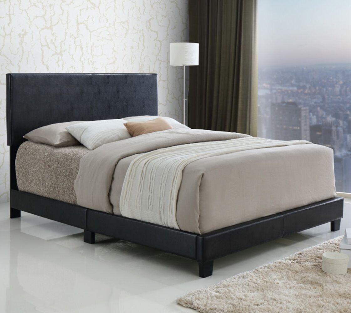 Sloan Upholstered Panel Bed Size: King, Color: Brown