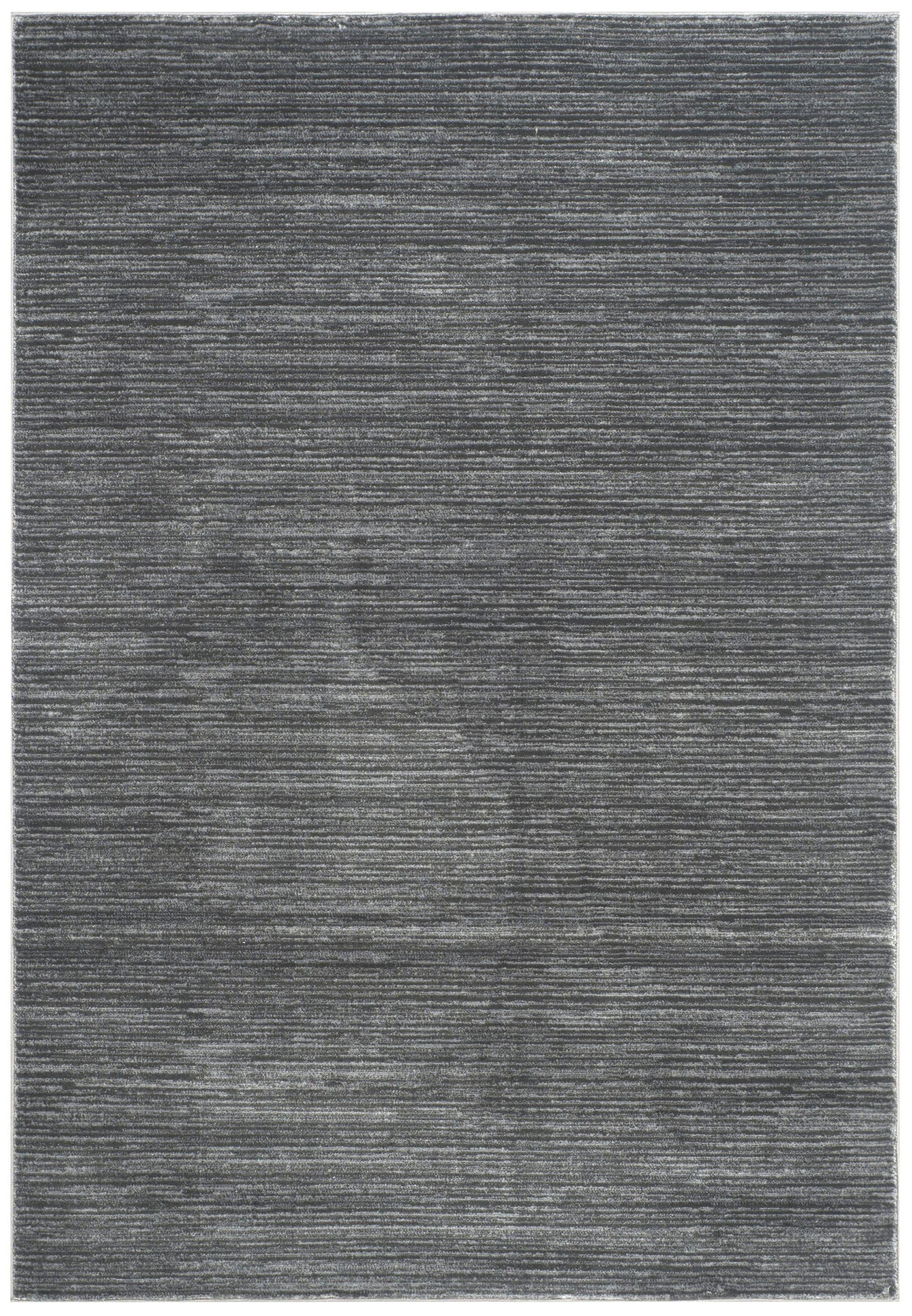 Harloe Gray Area Rug Rug Size: Rectangle 6' x 9'