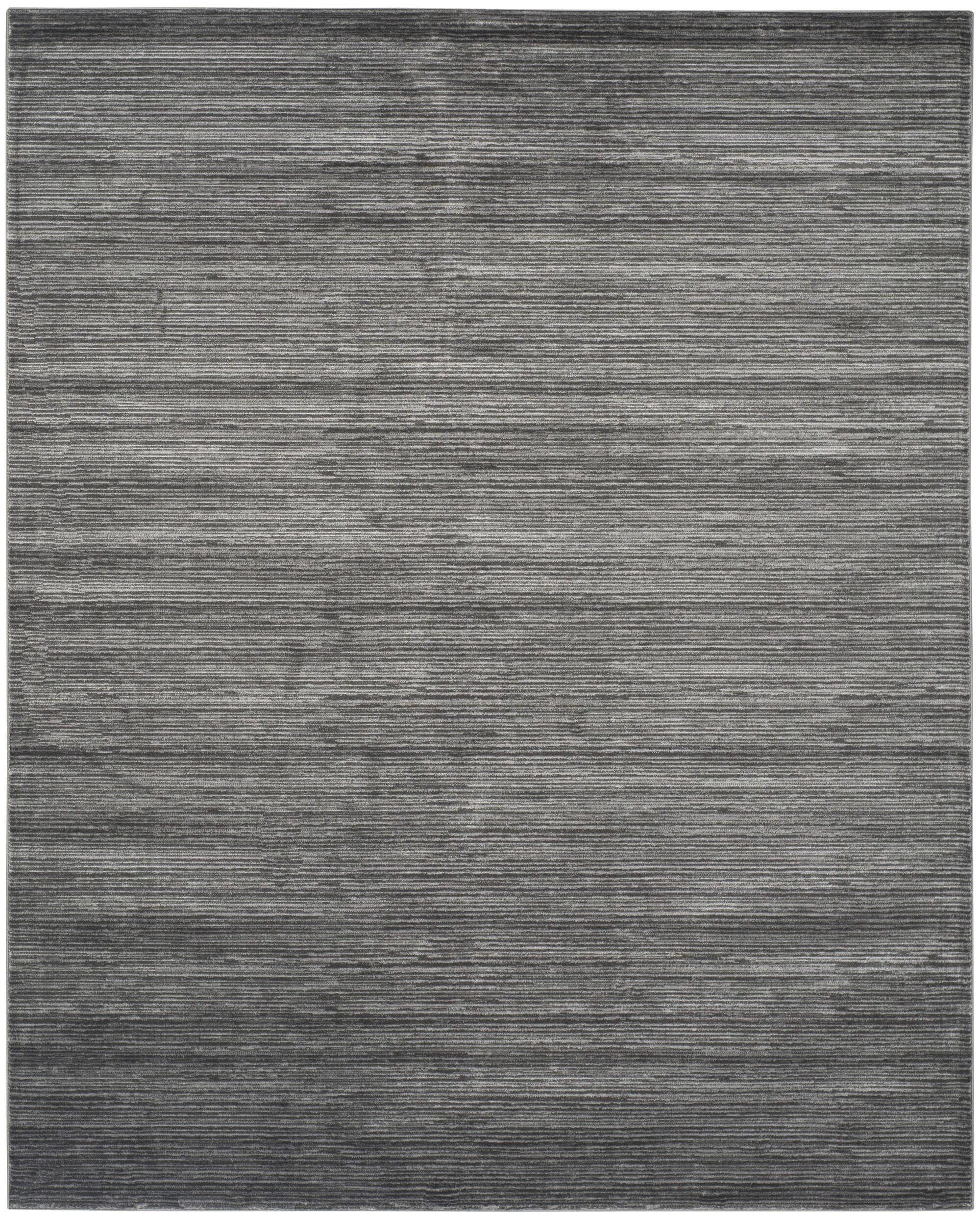 Harloe Gray Area Rug Rug Size: Rectangle 8' x 10'