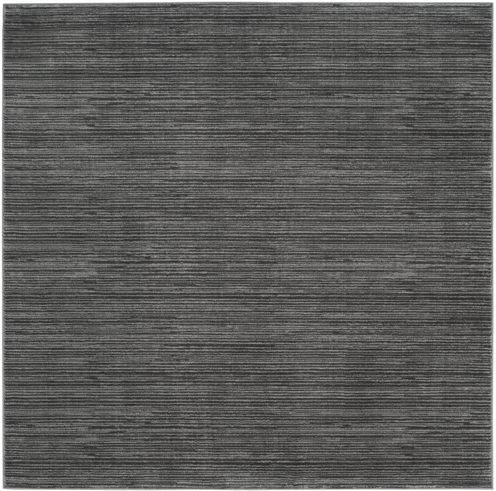 Harloe Gray Area Rug Rug Size: Square 6'7