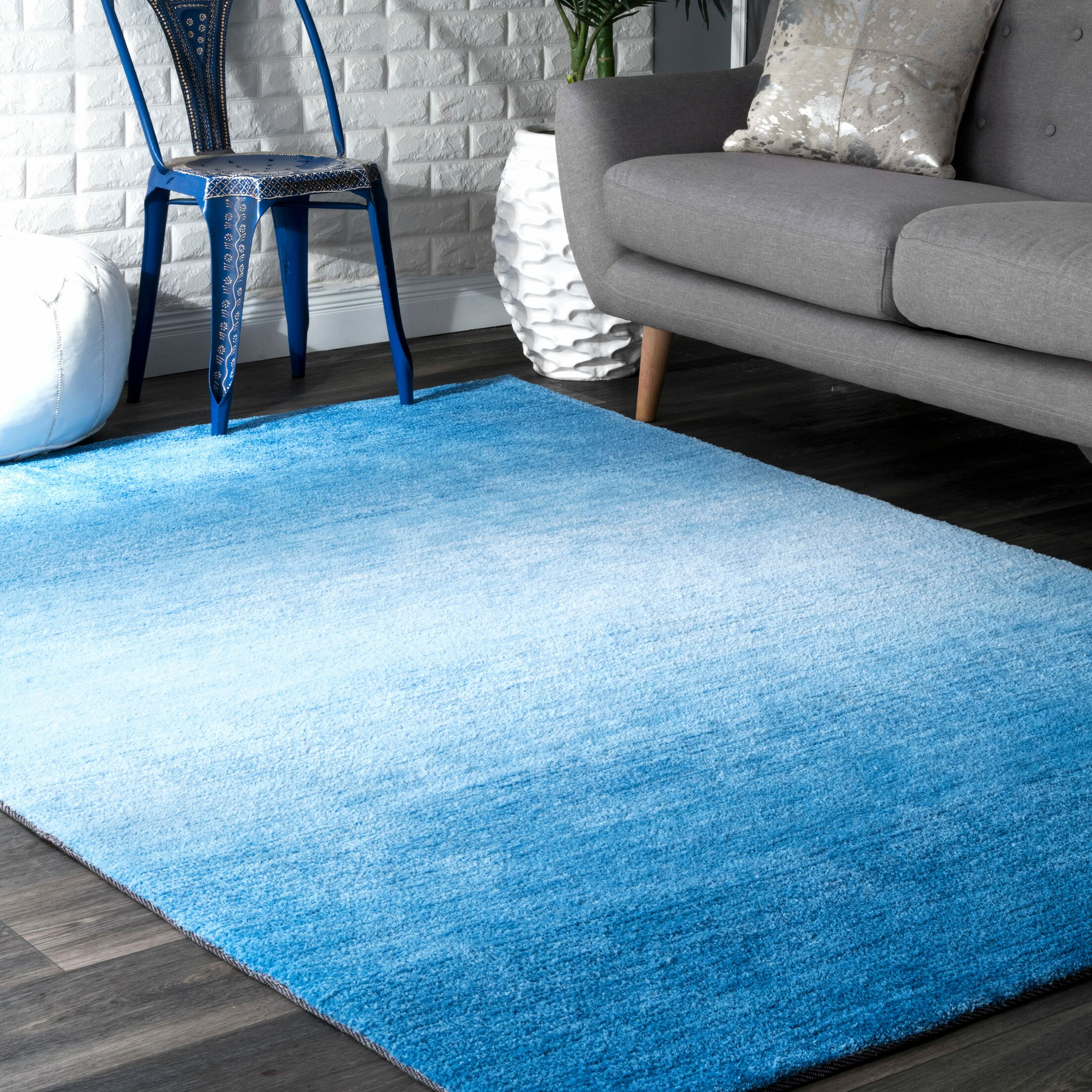 Lochlan Hand-Tufted Area Rug Rug Size: Rectangle 4' x 6'