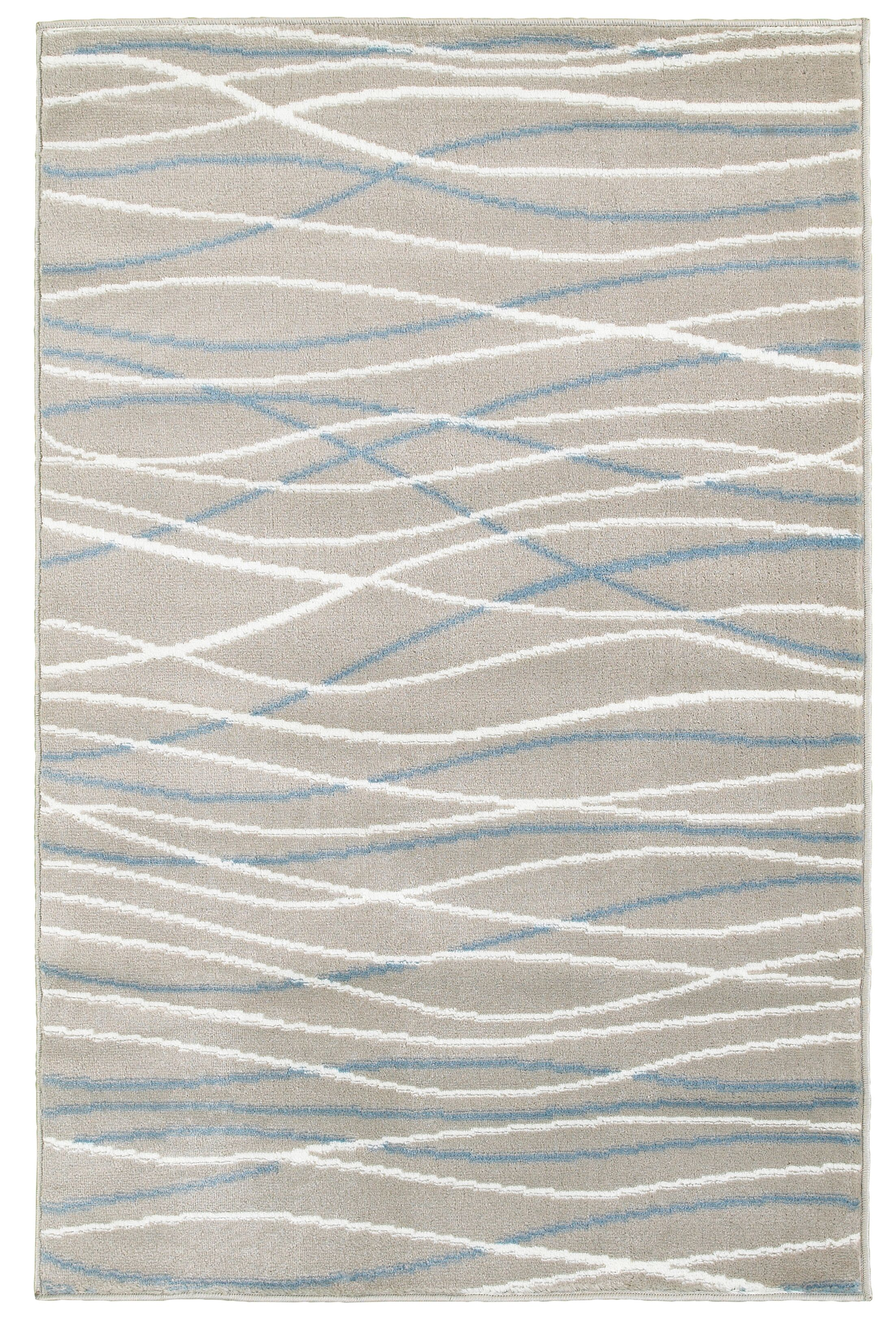 Grace Gray Area Rug Rug Size: Rectangle 7'6
