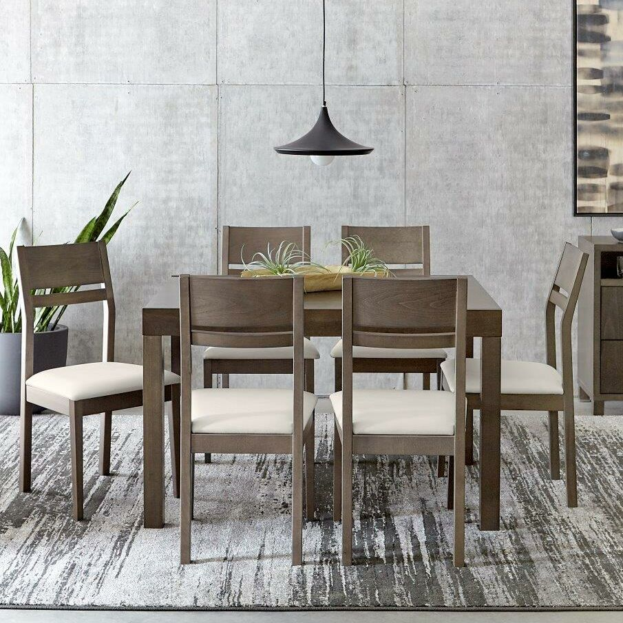 Dining Table Sets Tucanae 7 Piece Dining Set