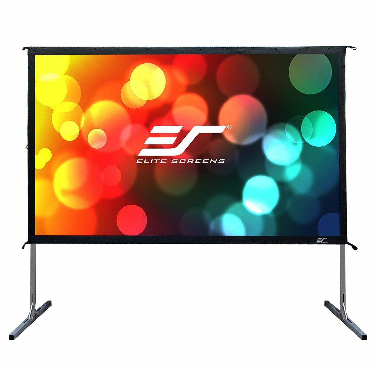 Yard Master 2 Series Portable Projection Screen Viewing Area: 120 Diagonal