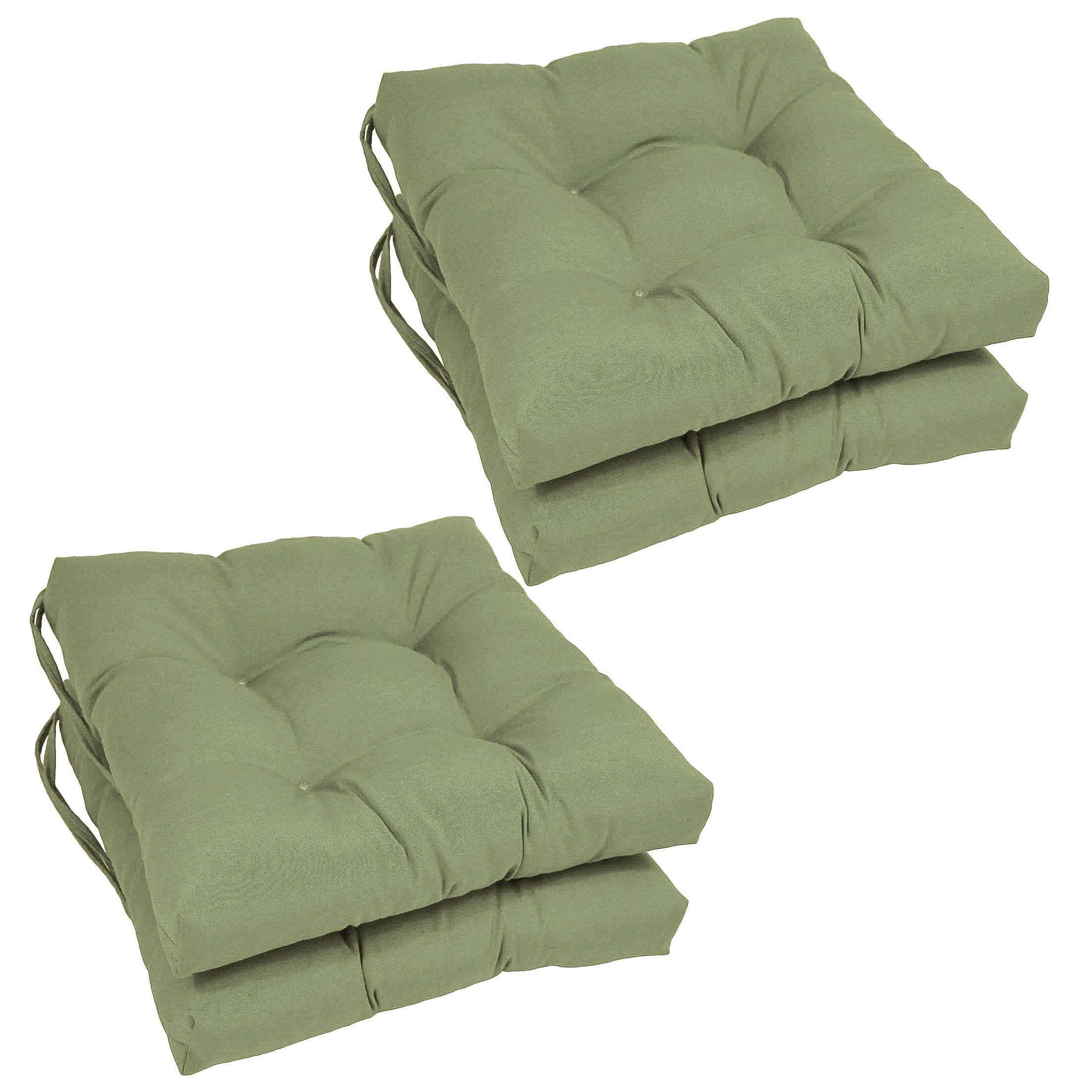 Dining Chair Cushion  Color: Sage