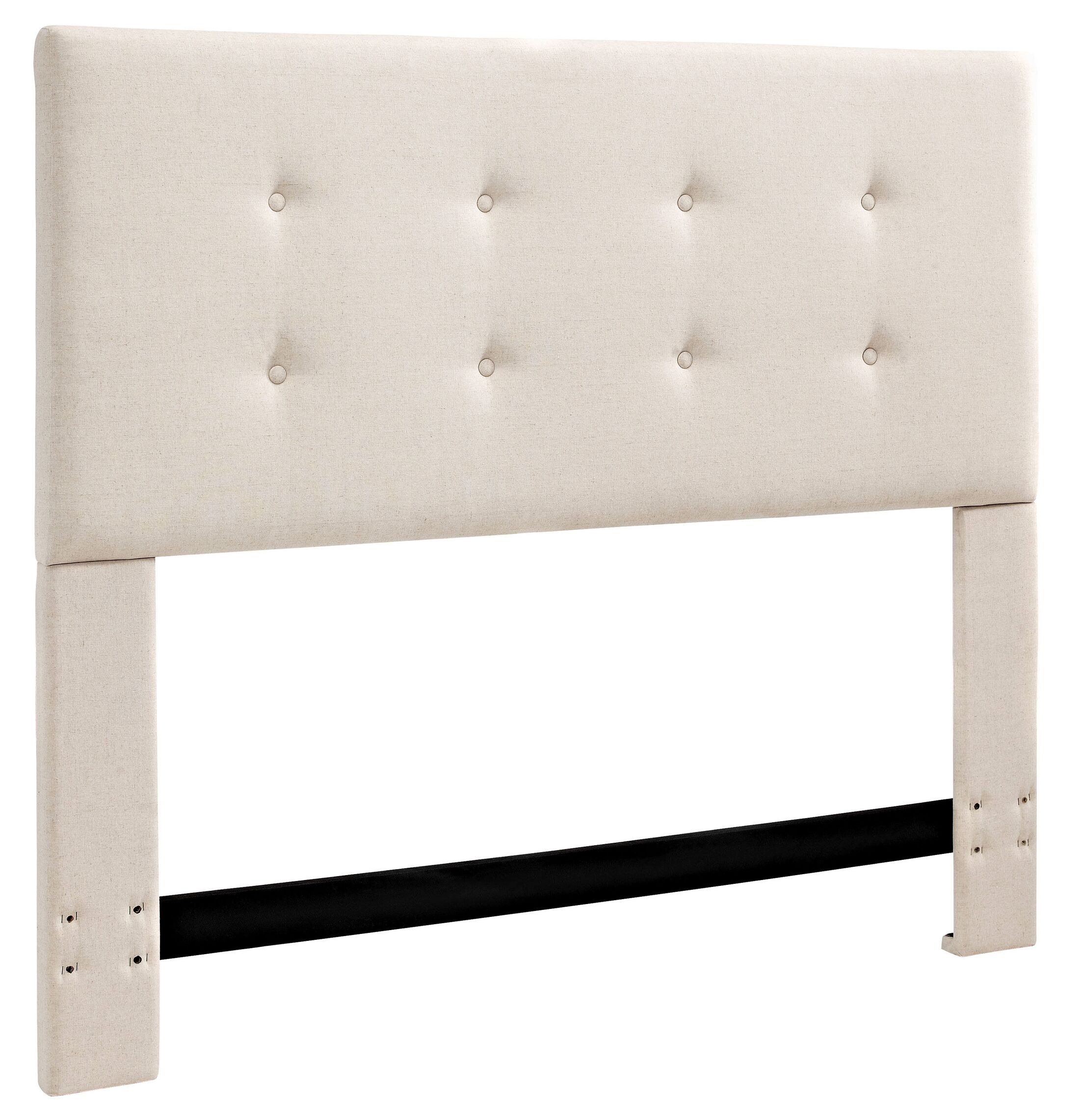 Bates Upholstered Panel Headboard Size: King/California King
