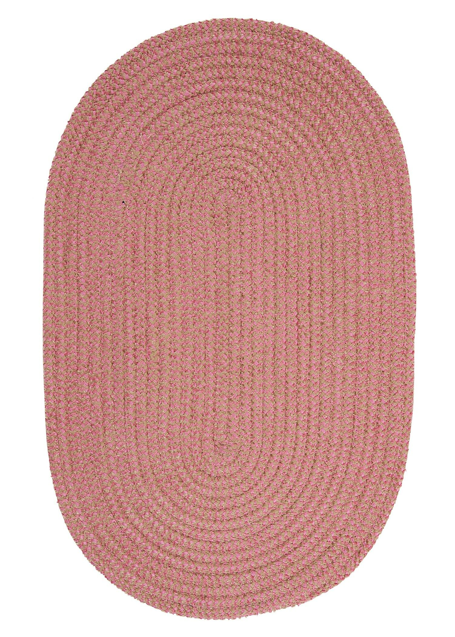 Hale Check Indoor/Outdoor Area Rug Rug Size: Round 4'