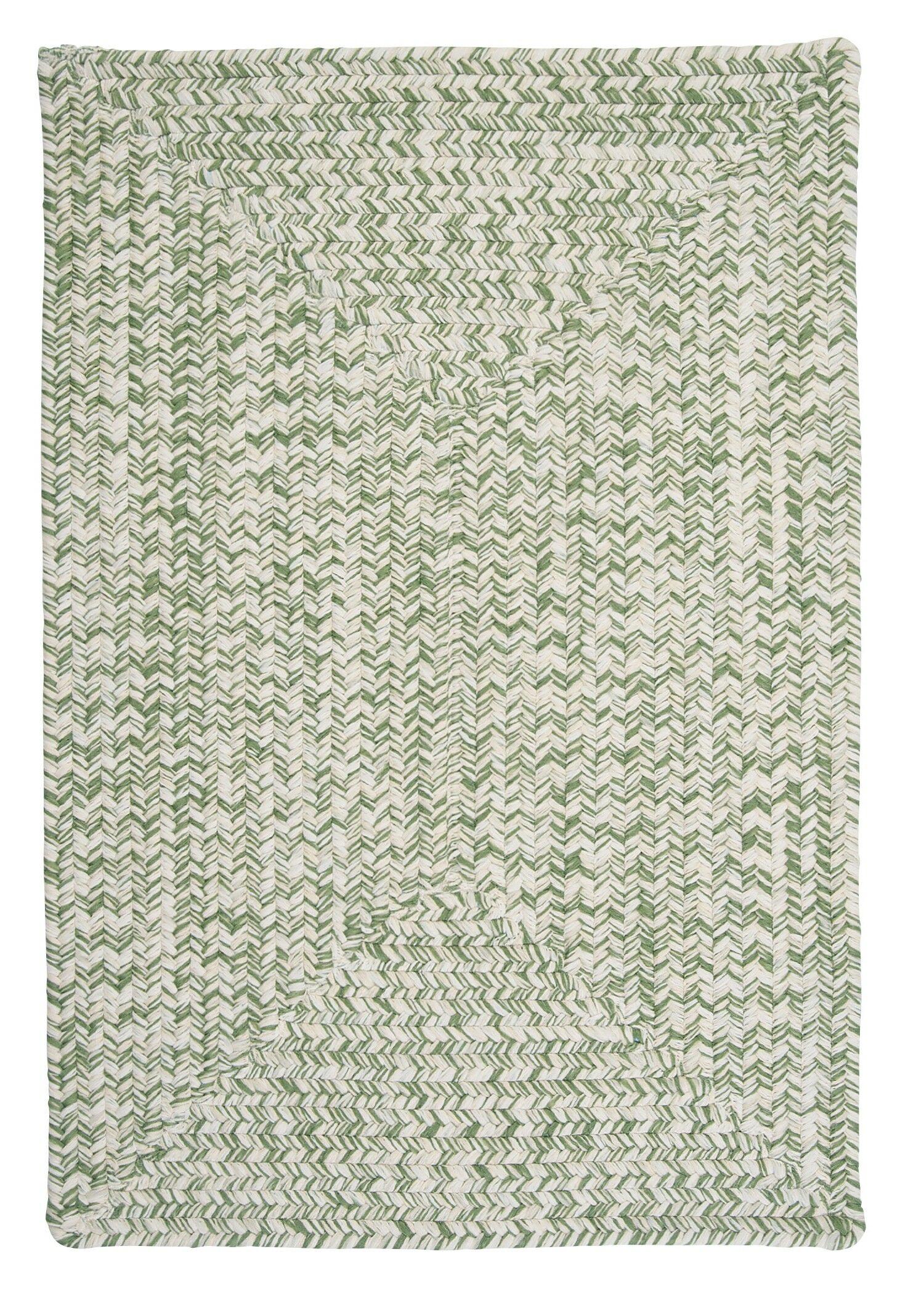 Hawkins Greenery Indoor / Outdoor Area Rug Rug Size: Rectangle 10' x 13'