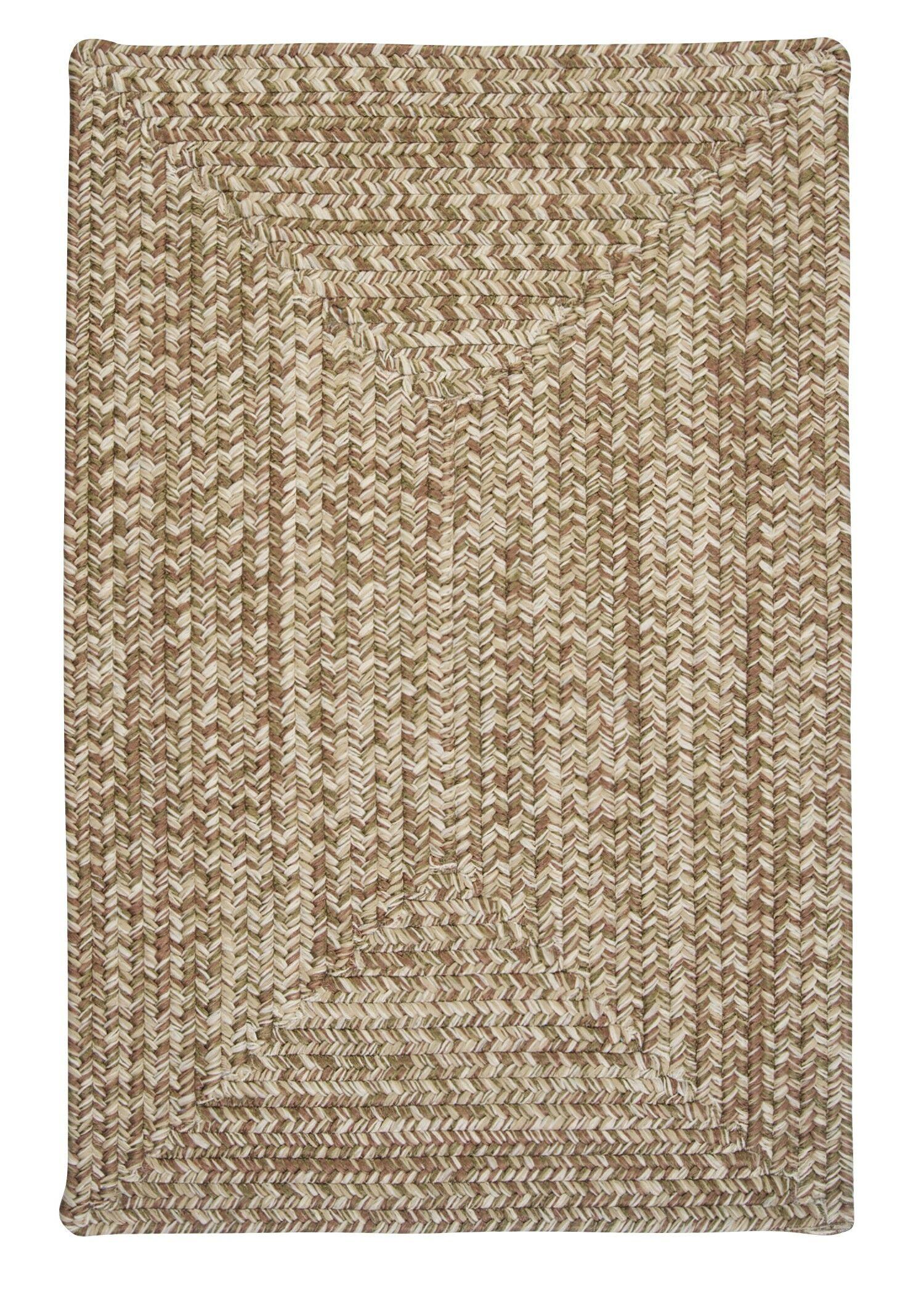 Beltran Moss Green Rug Rug Size: Rectangle 10' x 13'