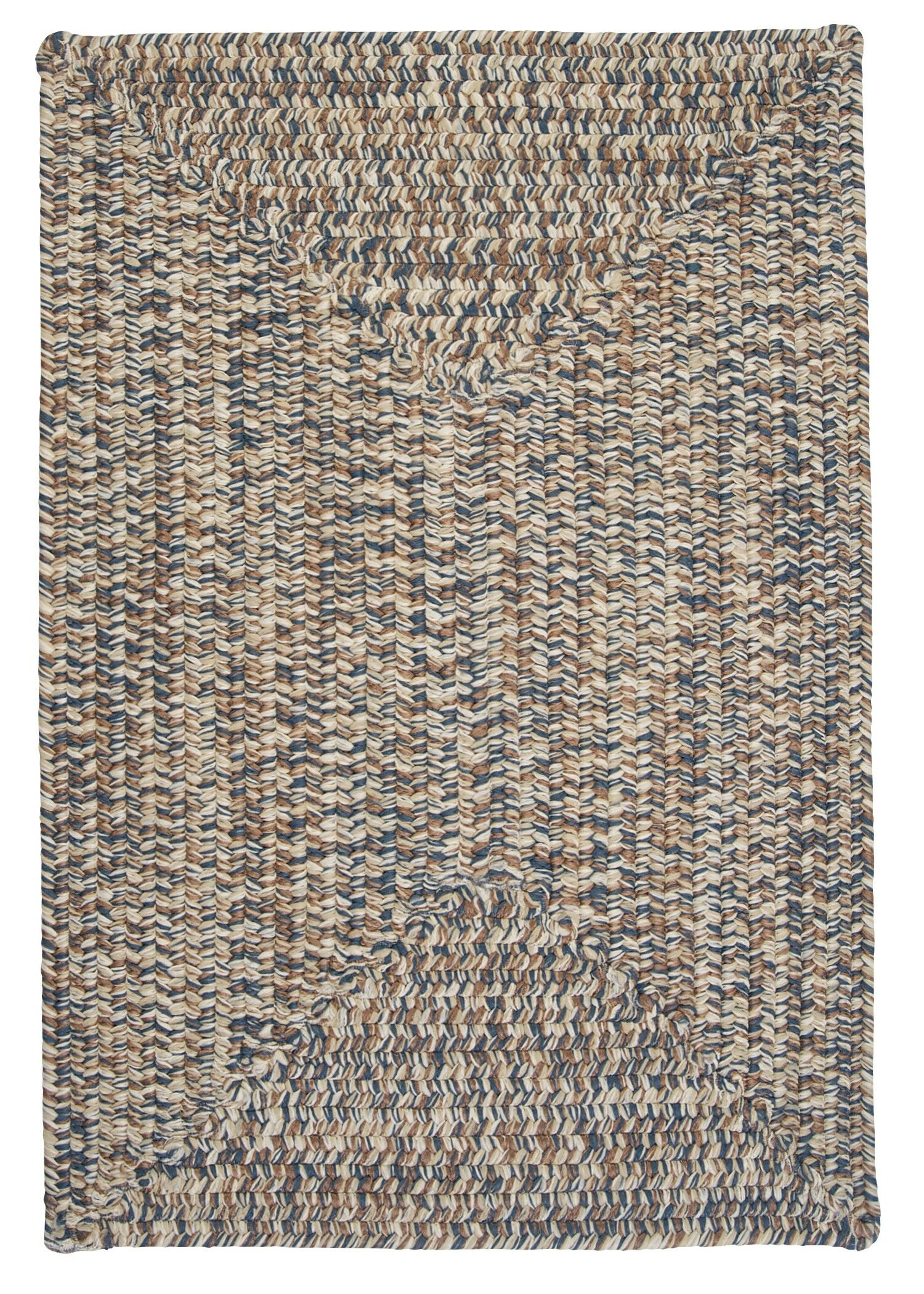 Beltran Blue Rug Rug Size: Rectangle 10' x 13'