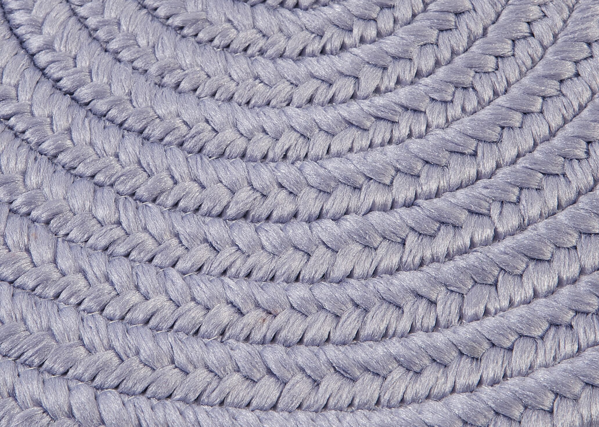 Mcintyre Amethyst Outdoor Area Rug Rug Size: Round 12'