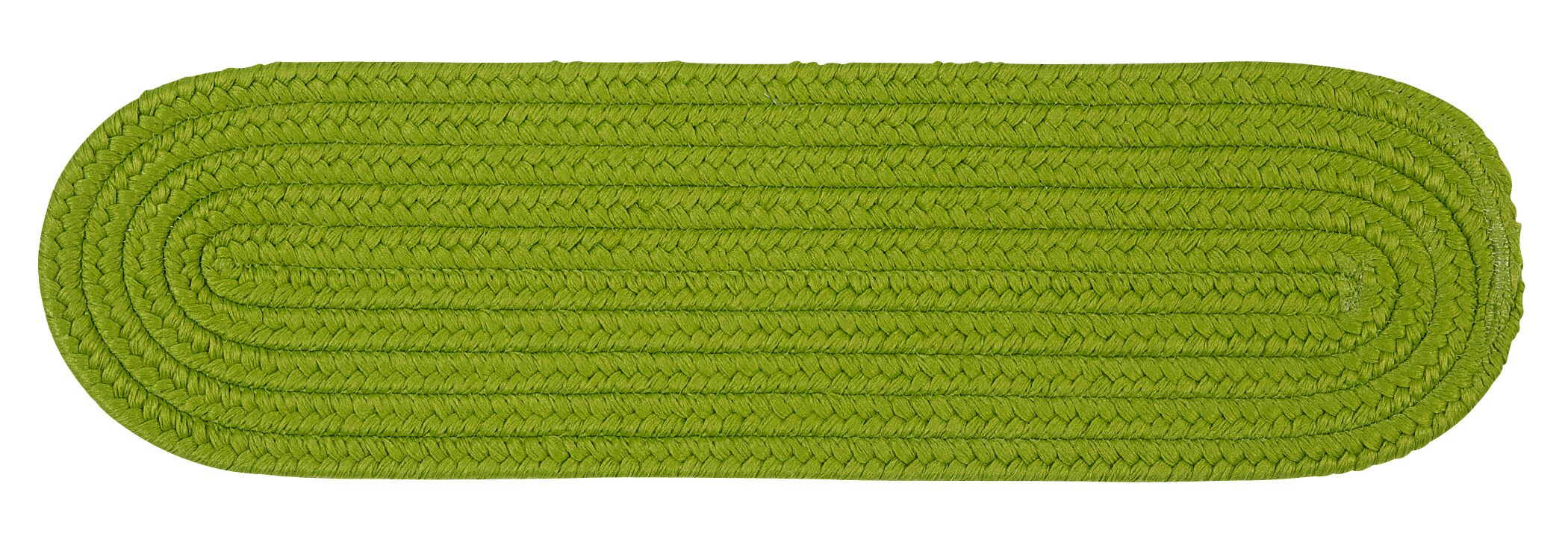 Mcintyre Bright Green Stair Tread Quantity: Set of 13