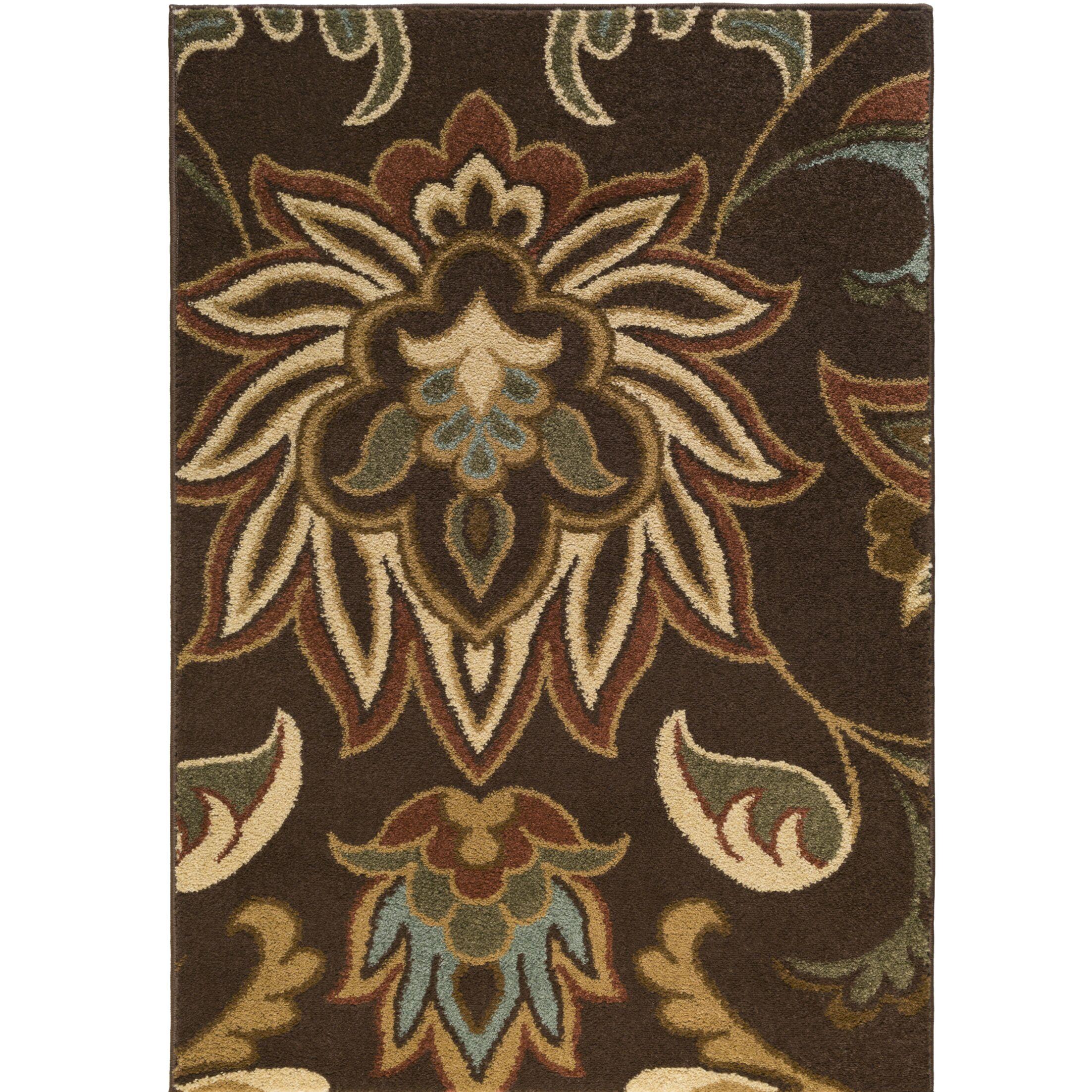 Demetria Pattern Multi Area Rug Rug Size: Rectangle 7'6