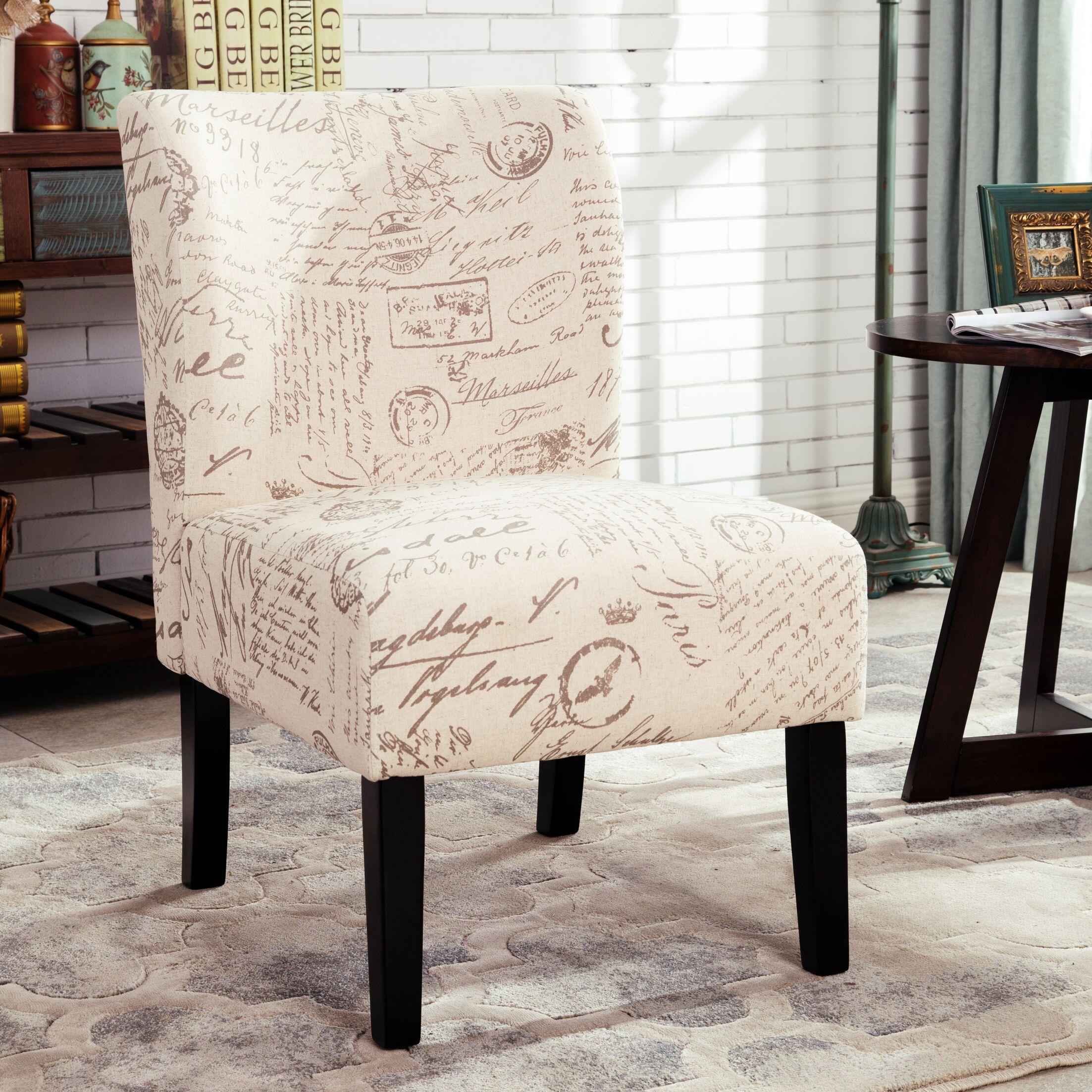 Corning Slipper Chair