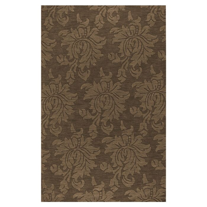 Bradley Brown Area Rug Rug Size: Rectangle 8' x 11'