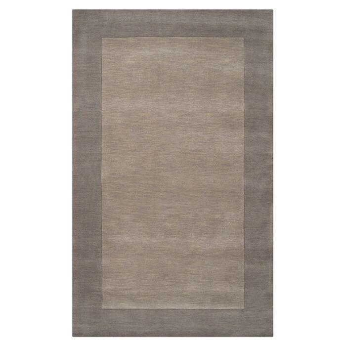 Bradley Lavender Gray Area Rug Rug Size: Rectangle 6' x 9'