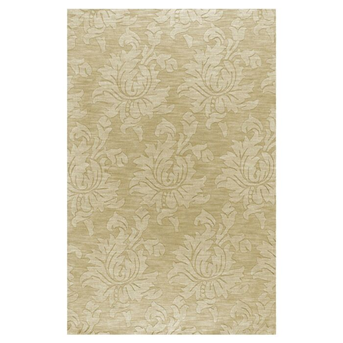 Bradley Ivory Area Rug Rug Size: Rectangle 3'3