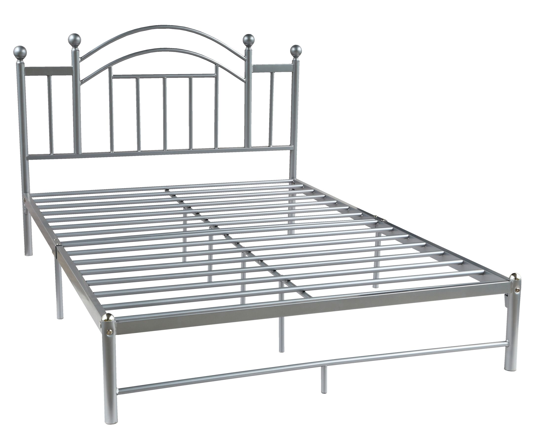 Chambliss Platform Bed Size: Full