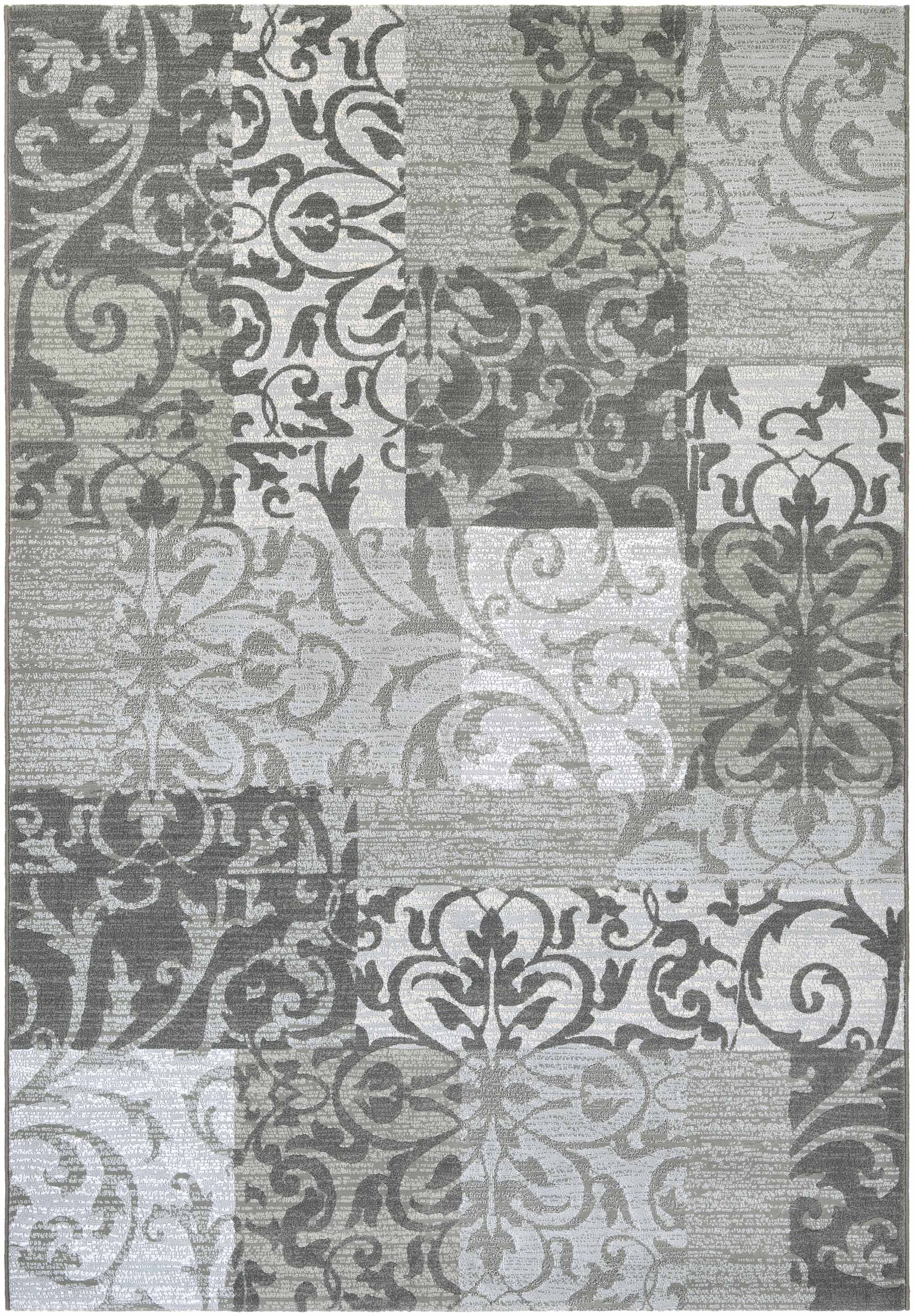 Bickerstaff Oyster/Pearl Area Rug Rug Size: Runner 2'2