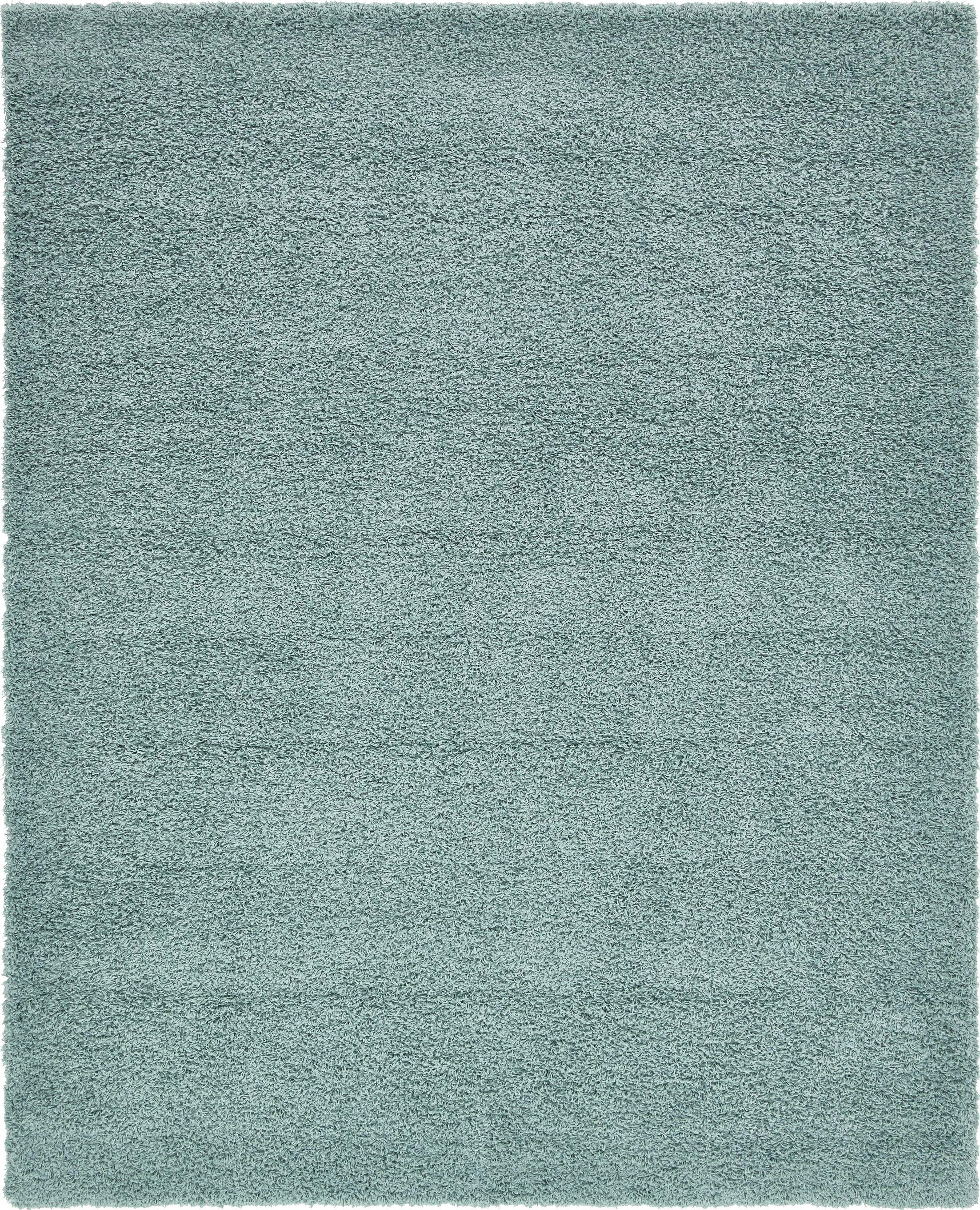 Lilah Light Blue Area Rug Rug Size: Rectangle 8' x 10'