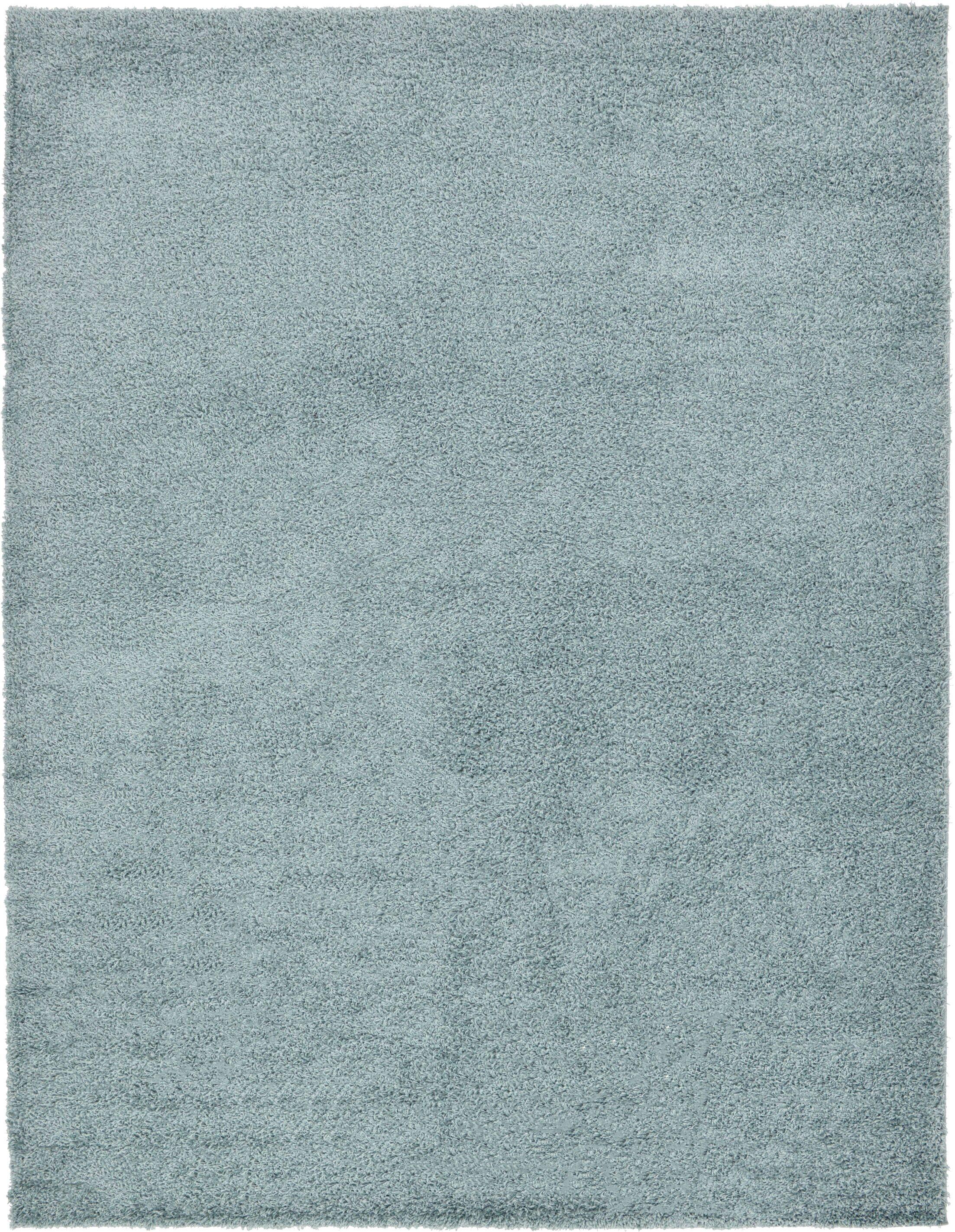 Lilah Light Blue Area Rug Rug Size: Rectangle 9' x 12'