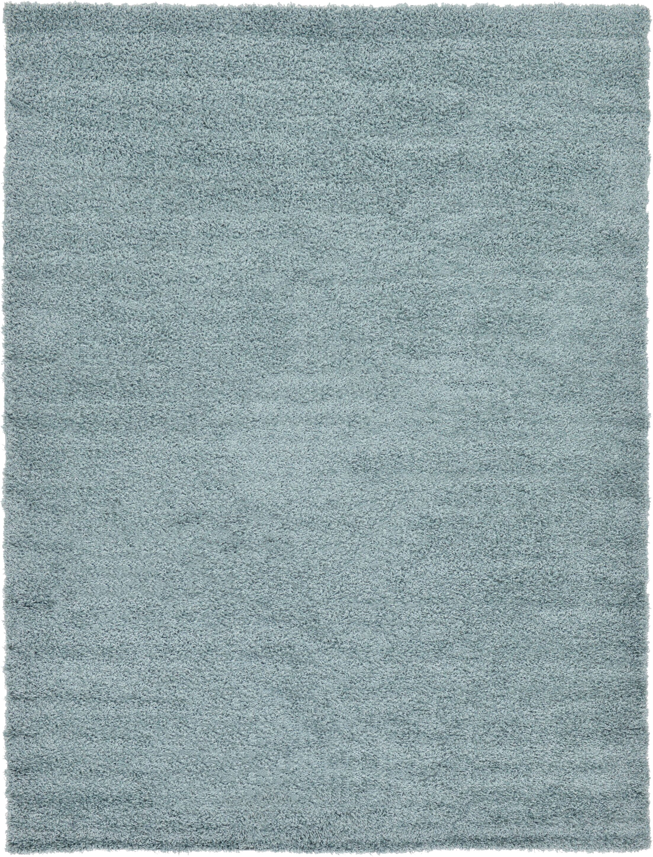 Lilah Light Blue Area Rug Rug Size: Rectangle 7' x 10'