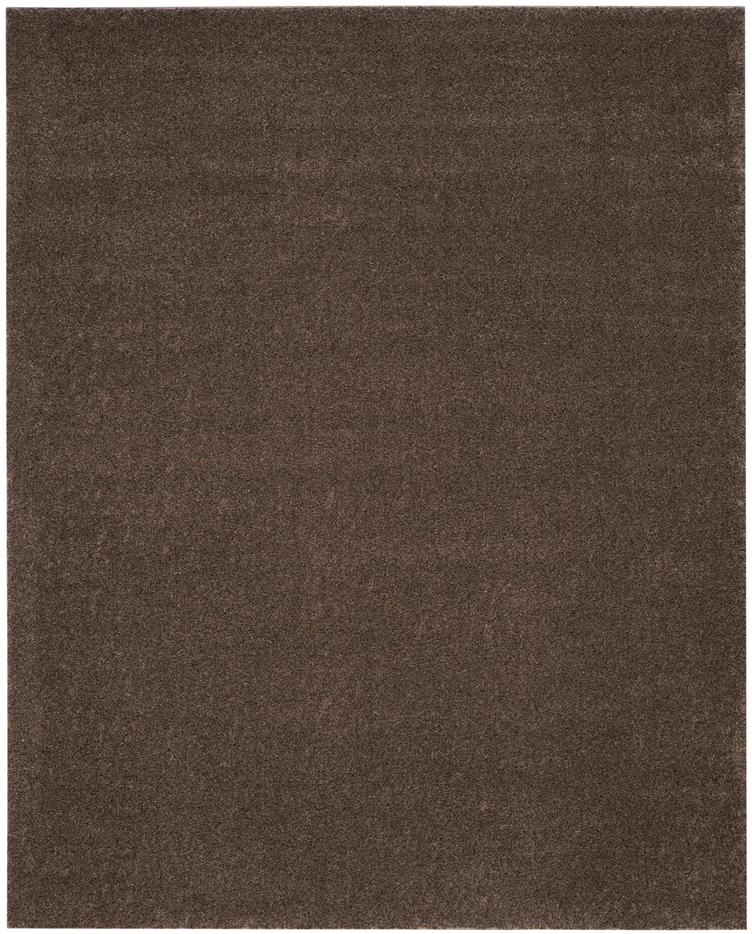Curran Brown Area Rug Rug Size: Rectangle 4' x 6'
