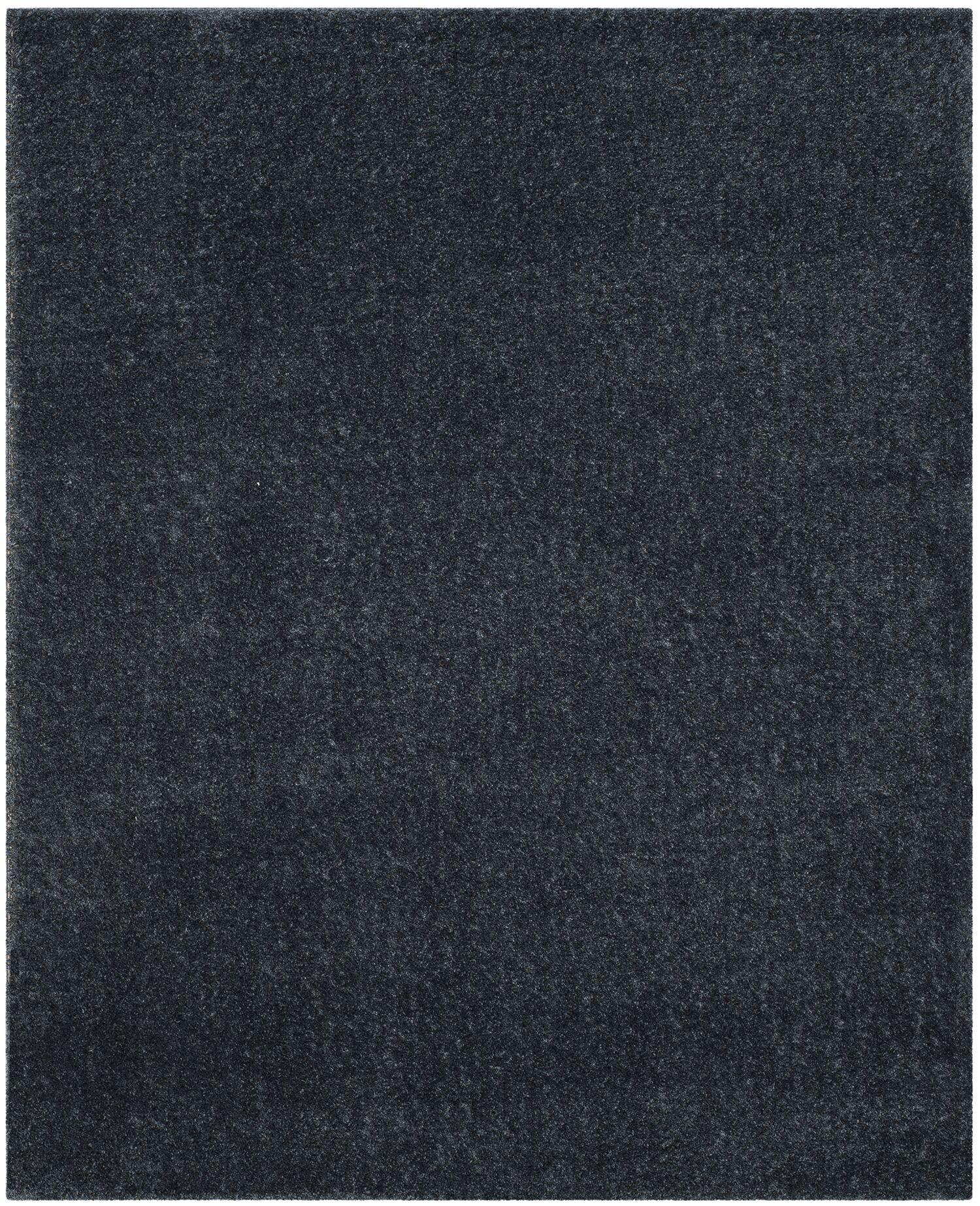 Curran Blue Area Rug Rug Size: Rectangle 9' x 12'