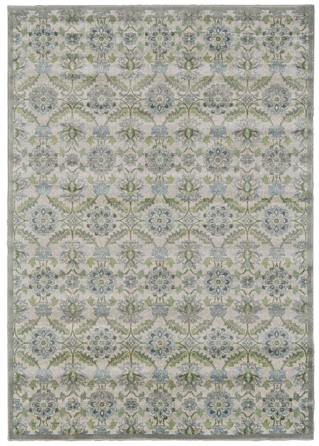 Knox Birch & Taupe Area Rug Rug Size: Rectangle 8' x 11'