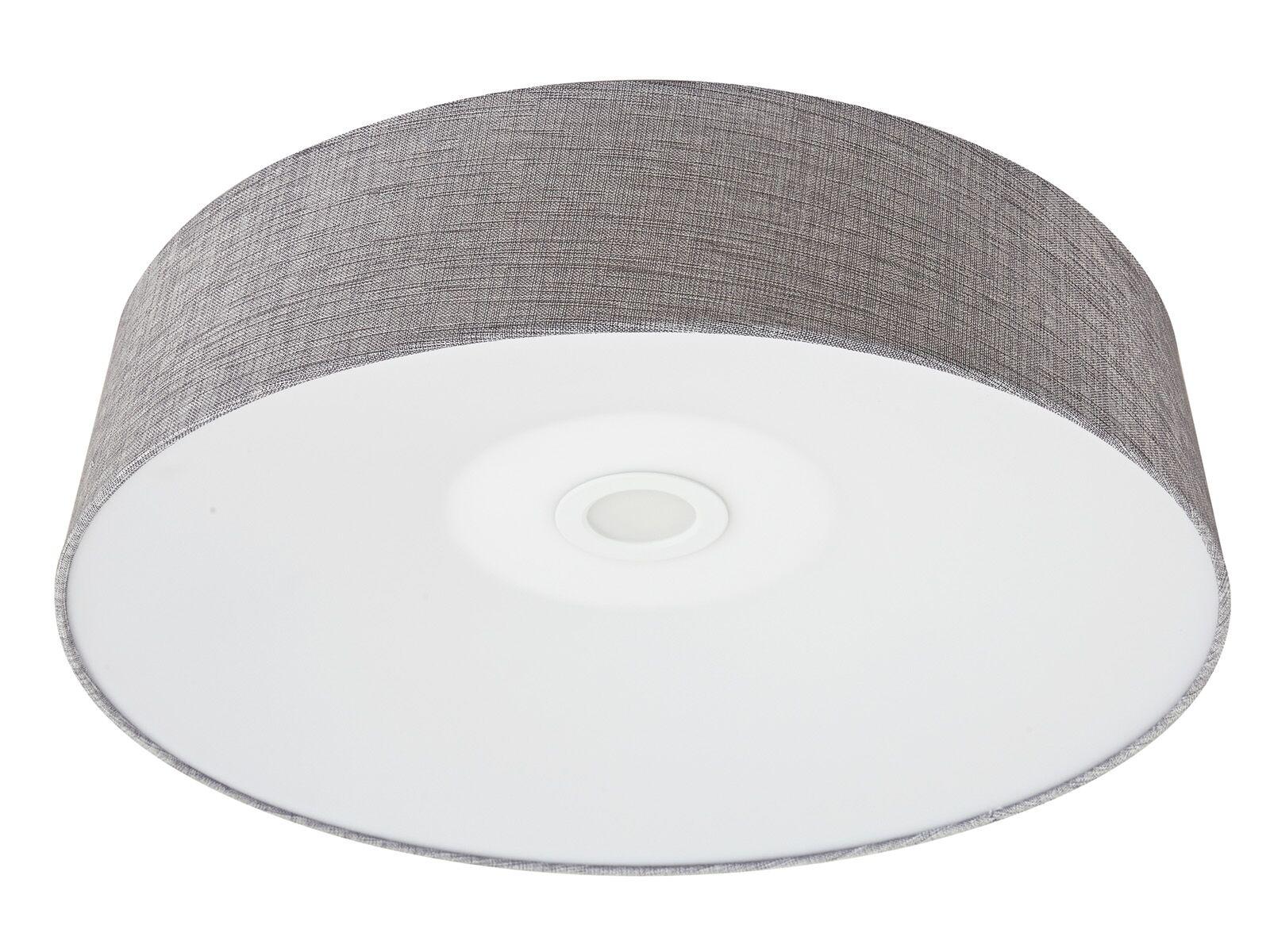 Johnston LED Flush Mount Color: Gray