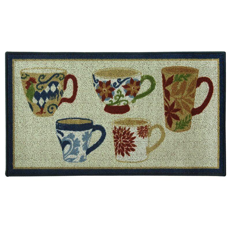 Classic Berber Coffee Mat