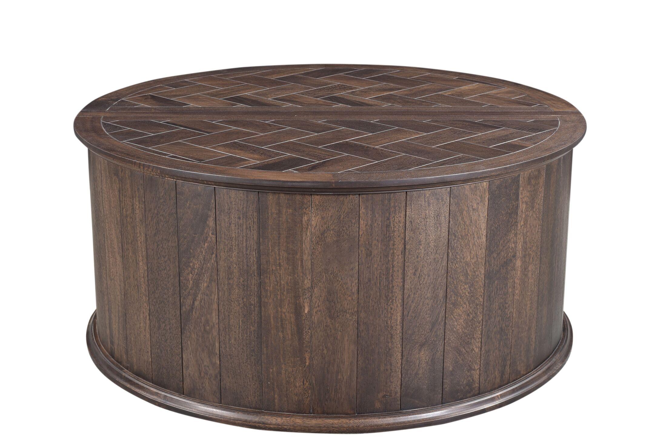 Caledonia Coffee Table Color: Smoke
